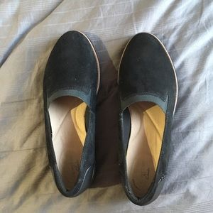 Clarks women's ballerina shoes. Size 10W